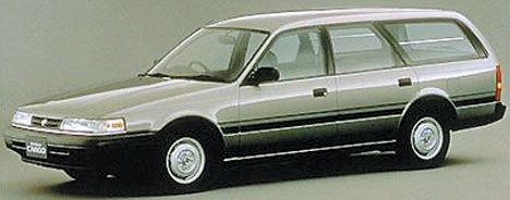 Фото Mazda 626 IV Station Wagon